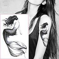 levne Dočasné tetování-5 pcs Tetovací nálepky dočasné tetování Cartoon Series Tělesné Arts zápěstí