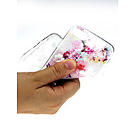 Недорогие Кейсы для iPhone 8-Кейс для Назначение Apple iPhone X / iPhone 7 Ультратонкий / С узором / Милый Кейс на заднюю панель Пейзаж Мягкий ТПУ для iPhone X / iPhone 8 Pluss / iPhone 8