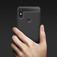 preiswerte Handyhüllen-Hülle Für Xiaomi Redmi Note 5 Pro / Redmi 4X Geprägt Rückseite Solide Weich TPU für Redmi Note 5A / Xiaomi Redmi Note 5 Pro / Xiaomi Redmi Note 4
