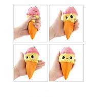 お買い得  -MINGYUAN ストレス解消グッズ アイスクリーム用 親子インタラクション / 減圧玩具 / かわいい 1pcs フリーサイズ ギフト