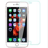 Недорогие Защитные плёнки для экрана iPhone-Защитная плёнка для экрана для Apple iPhone 7 Закаленное стекло 1 ед. Защитная пленка для экрана HD / Уровень защиты 9H / Взрывозащищенный