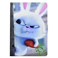preiswerte Tablet Zubehör-Hülle Für Amazon Kindle PaperWhite 1 (1. Generation, 2012 Release) / Kindle PaperWhite 2 (2. Generation, 2013 Release) Kreditkartenfächer / Stoßresistent / mit Halterung Ganzkörper-Gehäuse Tier Hart