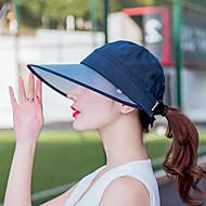 olcso Sportruházat-Sapka Nyár Árnyékolók / Eltávolítható / YKK Zipper Túrázás / Szabadtéri gyakorlat / Utazás Női Vászon Klasszikus