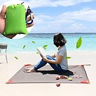 abordables Muebles de Acampada-Colchoneta de Picnic Manta de picnic Al aire libre Todas las Temporadas Impermeable Portátil A Prueba de Humedad Tejido Oxford Tejido de Oxford Playa Camping Al Aire Libre
