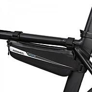 abordables Accesorios para Deporte y Ocio-0.6 L Bolsa para Cuadro de Bici / Bolsa de marco triangular Bolsa para Bicicleta Tejido Bolsa para Bicicleta Bolsa de Ciclismo Ciclismo /