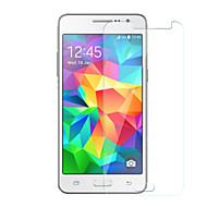 お買い得  Samsung 用スクリーンプロテクター-スクリーンプロテクター のために Samsung Galaxy Grand Prime 強化ガラス 1枚 スクリーンプロテクター 傷防止 / 硬度9H