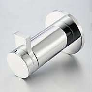 お買い得  -バスローブフック クール コンテンポラリー / 近代の 真鍮 1個 - 浴室 壁式