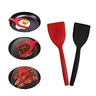 お買い得  キッチン用小物-1個 キッチンツール シリコーン クリエイティブキッチンガジェット トン パン / 肉のための / 卵のための