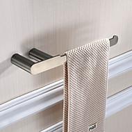 お買い得  -タオルバー 高品質 伝統風 ステンレス鋼 1個 - 浴室 壁式