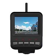 Недорогие Видеорегистраторы для авто-Anytek A33 1080p Ночное видение / Контроль 360 ° Автомобильный видеорегистратор Широкий угол 2.5 дюймовый IPS Капюшон с WIFI / G-Sensor /