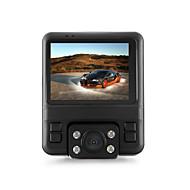 Недорогие Видеорегистраторы для авто-Blackview GS65H 720p / 1080p Мини / Творчество / Новый дизайн Автомобильный видеорегистратор 150° Широкий угол Датчик CMOS 2.4 дюймовый LCD Капюшон с GPS / Ночное видение / G-Sensor 4 инфракрасных LED