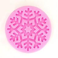 お買い得  キッチン用小物-ベークツール シリコーン 多機能 / 3D / クリエイティブキッチンガジェット 調理器具のための ケーキ型 1個