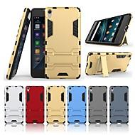 preiswerte Handyhüllen-Hülle Für Sony Xperia E5 mit Halterung Rückseite Solide Hart PC für Sony Xperia E5