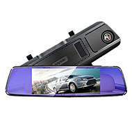 Недорогие Видеорегистраторы для авто-Anytek T77 1080p Ночное видение / Двойной объектив Автомобильный видеорегистратор 170° Широкий угол 7 дюймовый IPS Капюшон с G-Sensor