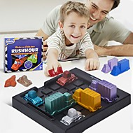 cheap -Board Game Car City View Parent-Child Interaction Child's Boys' Girls' Toy Gift