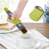 お買い得  キッチン用小物-キッチンツール プラスチック キッチンツールアクセサリー 測定器 測定ツール 日常使用 1個
