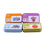 preiswerte Spielzeuge & Spiele-Lernkarten / Bildungsspielsachen Kartonpapier Unisex Vorschule Geschenk 32 pcs