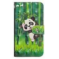preiswerte Handyhüllen-Hülle Für Xiaomi Redmi Note 5 Pro / Redmi 4X Geldbeutel / Kreditkartenfächer / mit Halterung Ganzkörper-Gehäuse Panda Hart PU-Leder für Redmi Note 5A / Xiaomi Redmi Note 5 Pro / Xiaomi Redmi Note 4X