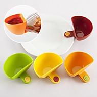 お買い得  キッチン用小物-キッチンツール プラスチック 調理器具 クリエイティブキッチンガジェット トン ピザのために / サンドイッチのための / サラダ 4本