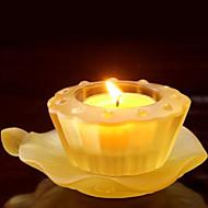 abordables Home Fragrances-Estilo europeo El material especial Candelabros Candelabro 1pc, Candelero / candelero