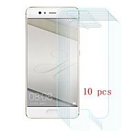 お買い得  スクリーンプロテクター-スクリーンプロテクター のために Huawei P10 Plus 強化ガラス 10枚 スクリーンプロテクター 硬度9H / 傷防止