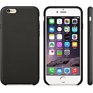 Недорогие Кейсы для iPhone 8-Кейс для Назначение Apple iPhone 7 Plus / iPhone 6 Plus Матовое Кейс на заднюю панель Однотонный Мягкий Силикон для iPhone 8 Pluss / iPhone 8 / iPhone 7 Plus