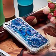 preiswerte iPod-Hüllen / Cover-Hülle Für iTouch 5/6 Stoßresistent / Mit Flüssigkeit befüllt / Muster Rückseite Weich