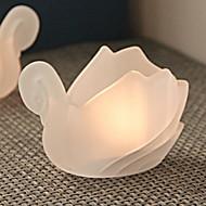お買い得  インテリア用品-欧風 ガラス キャンドルホルダー キャンデラブラ 1個, キャンドル / キャンドルホルダー