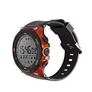 お買い得  -スマート·ウォッチ D-Watch 01D のために Android iOS ブルートゥース 防水 消費カロリー 長時間スタンバイ クリエイティブ 新デザイン ストップウォッチ 歩数計 着信通知 アクティビティトラッカー / 睡眠サイクル計測器 / 目覚まし時計 / 重力センサー / メッセージコントロール / カメラコントロール