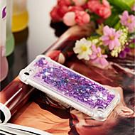 お買い得  iPod 用ケース/カバー-ケース 用途 iTouch 5/6 耐衝撃 / リキッド / パターン バックカバー ソフト