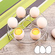 お買い得  キッチン用小物-キッチンツール ステンレス 卵ツール 堅牢性 ブラケット 日常使用 / 卵のための 1個