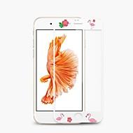 abordables Protectores de Pantalla para iPhone 8 Plus-Protector de pantalla para Apple iPhone 8 Plus / iPhone 8 / iPhone 7 Plus Vidrio Templado 1 pieza Protector de Pantalla Frontal Diseño