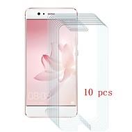 お買い得  スクリーンプロテクター-スクリーンプロテクター のために Huawei P10 強化ガラス 10枚 スクリーンプロテクター 硬度9H / 傷防止
