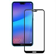 お買い得  スクリーンプロテクター-スクリーンプロテクター のために Huawei Huawei P20 強化ガラス 1枚 スクリーンプロテクター ハイディフィニション(HD) / 硬度9H / 防爆