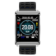 cheap -N98 Smartwatch Android iOS Bluetooth Waterproof Heart Rate Monitor Calories Burned Long Standby Pedometer Call Reminder Sleep Tracker Sedentary Reminder Alarm Clock / Camera Control / 250-300