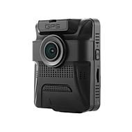 Недорогие Видеорегистраторы для авто-Factory OEM 480p / 720p / 960p HD / Ночное видение Автомобильный видеорегистратор 150° / 130 градусов Широкий угол 12 MP 2.4 дюймовый LCD Капюшон с GPS / Ночное видение / G-Sensor