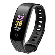 cheap -COOLHILLS CB608 PRO Smart Bracelet Smartwatch Android iOS Bluetooth Waterproof Heart Rate Monitor Blood Pressure Measurement Touch Screen Pedometer Call Reminder Sleep Tracker Sedentary Reminder Find
