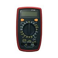 お買い得  -dt33b液晶家庭用および車用ハンドヘルドデジタルマルチメーター