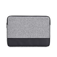 "abordables Accesorios de Portátil-Nailon Color sólido / Retazos Mangas Laptop de 13 "" / Laptop de 14 "" / Laptop de 15 """