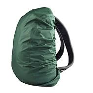 abordables Accesorios para Acampada y Senderismo-25-45 L Funda Anti lluvia - Ligero, Resistente a la lluvia, Secado rápido Al aire libre Senderismo, Camping, Bicicleta Oxford Negro, Verde