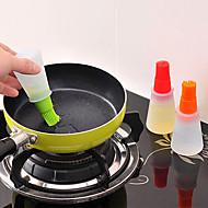 お買い得  キッチン用小物-キッチンツール シリコーン クリエイティブキッチンガジェット ブラシ 調理器具のための 1個