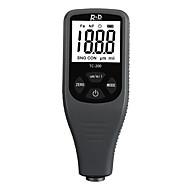 お買い得  -r&d tc200 lcdデジタル厚さ計コーティング計量車厚計厚さ計測定範囲0〜1300umバックライト付き