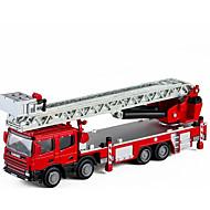 abordables Coches y miniaturas de juguete-Coches de juguete Camión de bomberos Camiones de Bomberos Nuevo diseño Aleación de Metal Niño Adolescente Todo Chico Chica Juguet Regalo 1 pcs