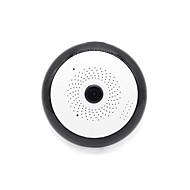 お買い得  -hqcam fisheye vr 360度パノラマカメラHD 960p無線LANのipカメラのホームセキュリティ監視システム1.3 mpの屋内