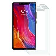 abordables Protectores de Pantalla-Protector de pantalla para XIAOMI Xiaomi Mi 8 SE Vidrio Templado 10 piezas Protector de Pantalla Frontal Dureza 9H / Anti-Arañazos