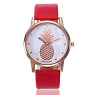 cheap -Women's Dress Watch / Wrist Watch Chinese New Design / Casual Watch PU Band Casual / Fashion Black / White / Red