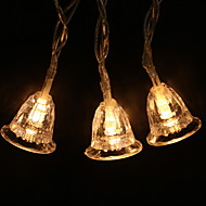 cheap -5m String Lights 40 LEDs Warm White / White / Multi Color New Design / Decorative / Cool 220-240 V