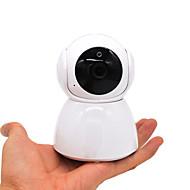 お買い得  -hqcam®hd 1080p屋内無線LANドームipカメラv380ワイヤレスベビーモニターh.265IRパンチルトCCTVカメラメモリスロット