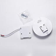 abordables Luces Descendentes-1pc 9 W 850 lm lm 48 Cuentas LED Fácil Instalación Luces LED Descendentes Blanco 85-265 V Hogar / Oficina / Dormitorio / Pasillo / Escaleras
