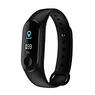 お買い得  -m3 smart watch bt 4.0フィットネストラッカーサポート通知&血圧測定防水リストバンドandroid&ios携帯